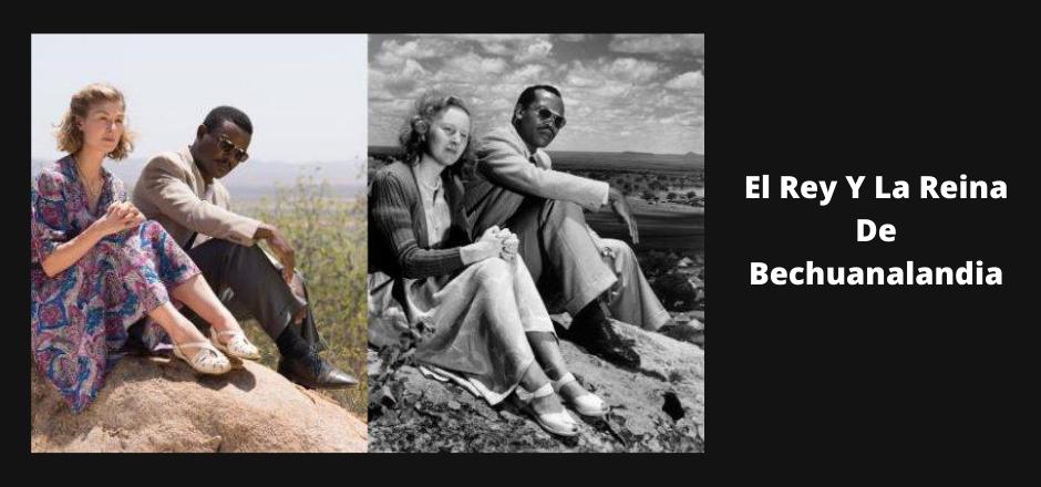 Un hombre y una mujer sentados sobre una piedra