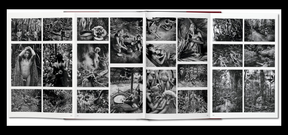 exposición fotográfica GENESIS de Sebastiao Salgado
